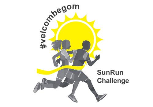 С 21 по 24 июня белорусы по всему миру принимали участие в благотворительной акции SunRun Challenge